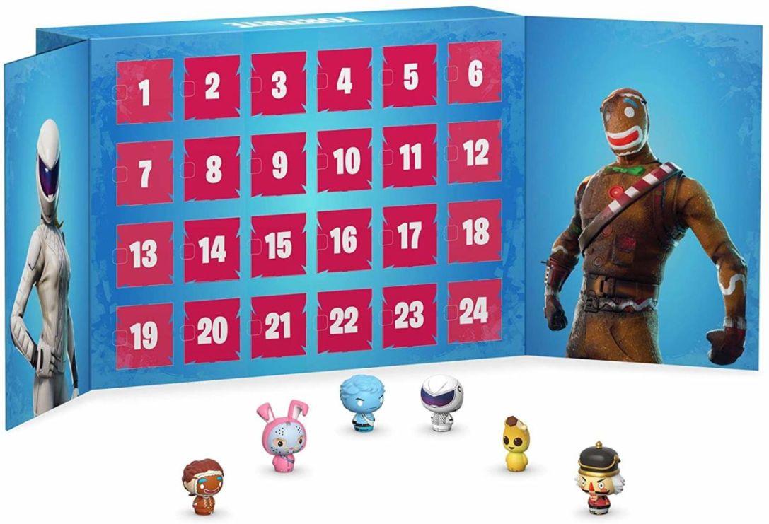 Fortnite Advent Calendar