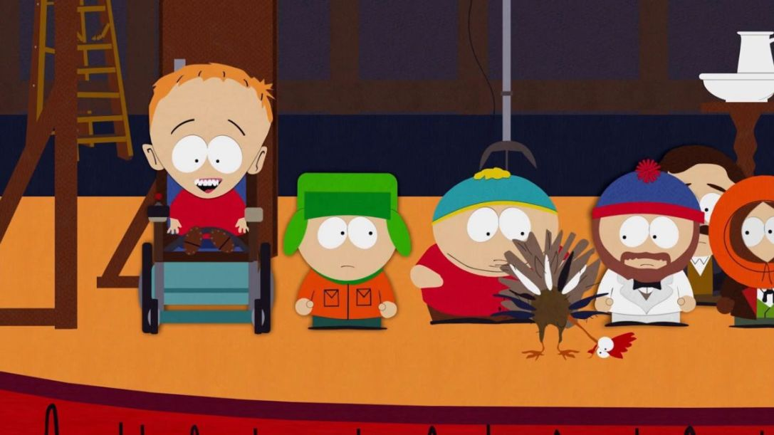 thanksgiving southpark