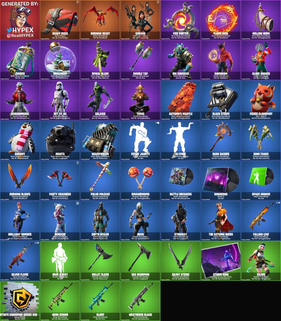 v11.20 leaked skins