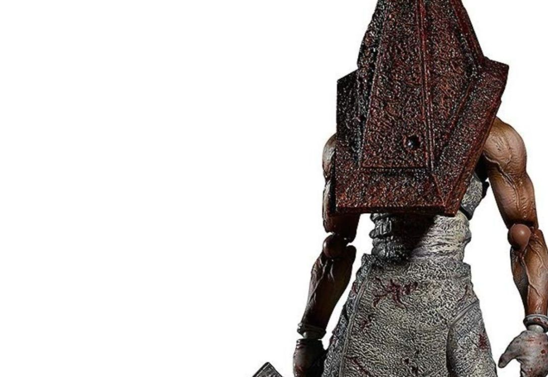 Pyramid Head Figure