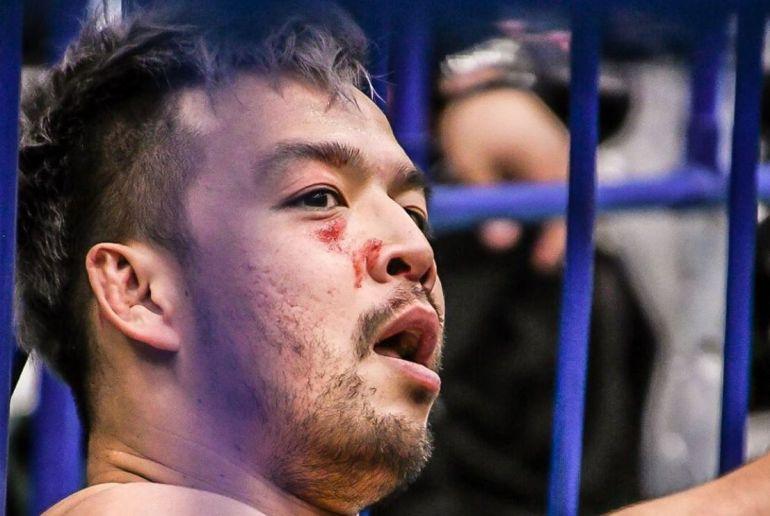Kenta wrestler