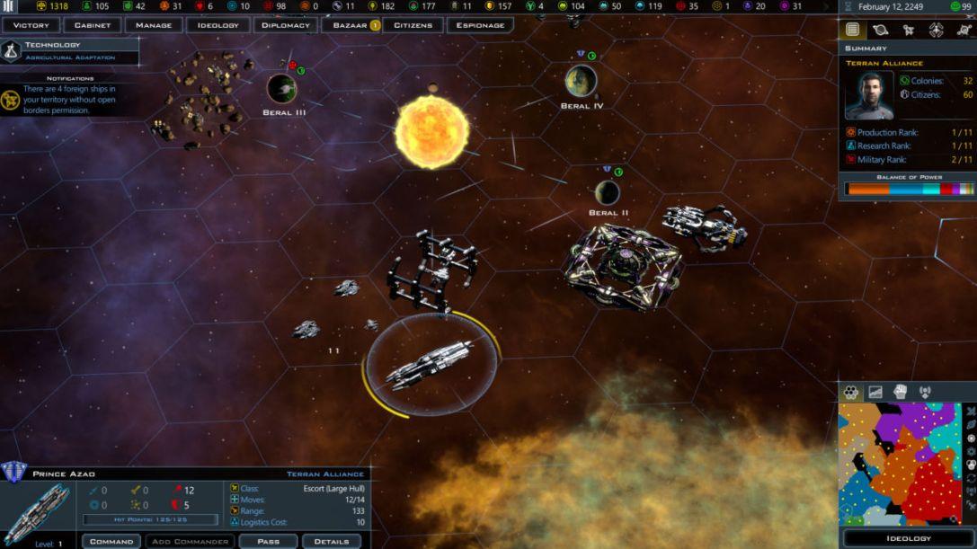 Galactic Civilization 3 (2015)