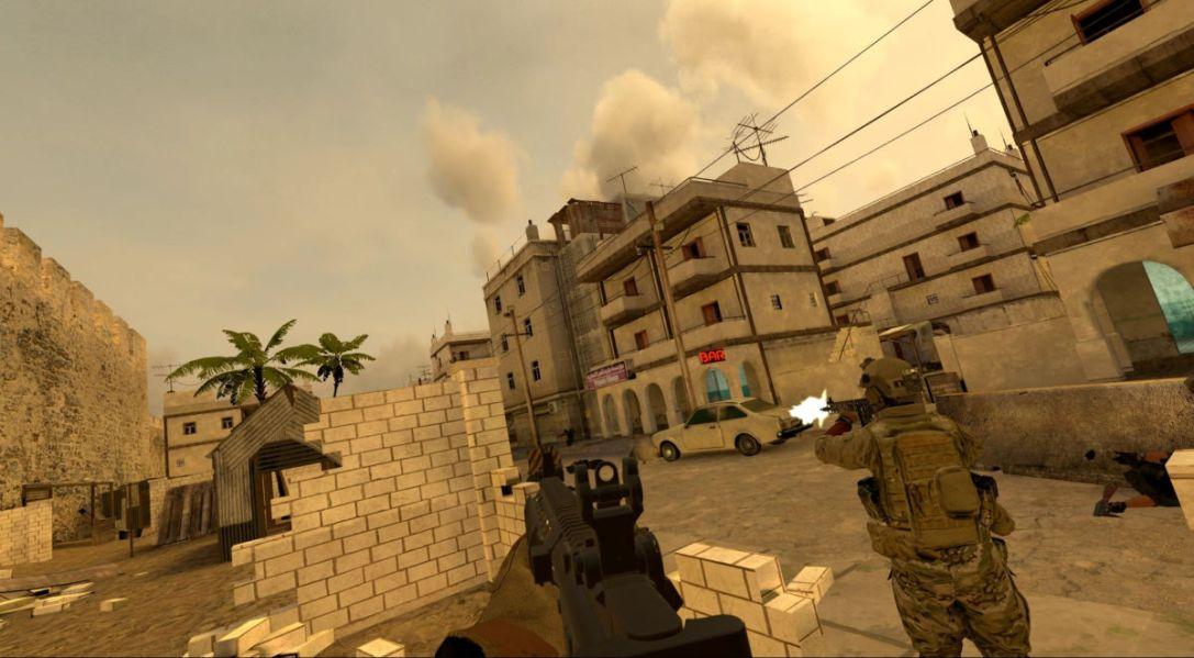 Onward Steam VR