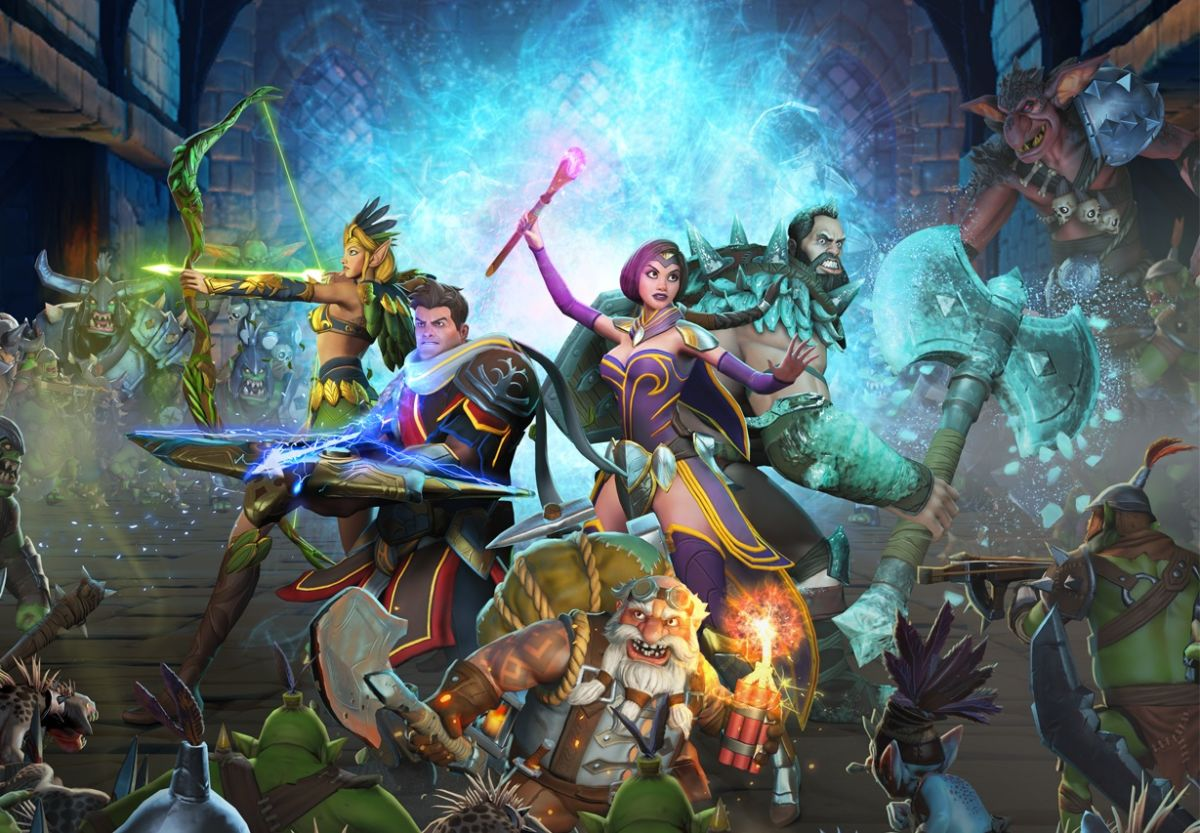 Orcs Must Die Unchained - 20 Best PS4 Strategy Games You Should Play