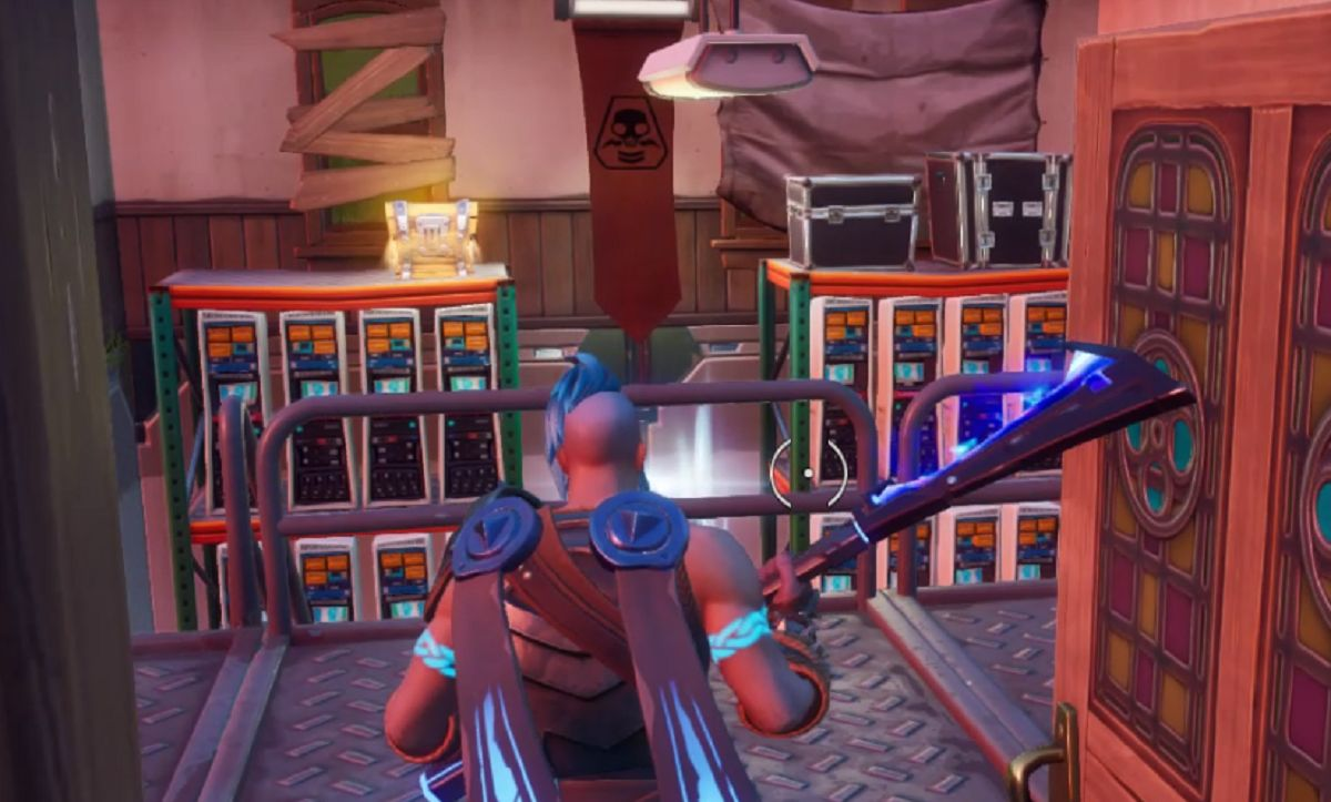Fortnite: Find SHADOW Safe Houses | Cultured Vultures