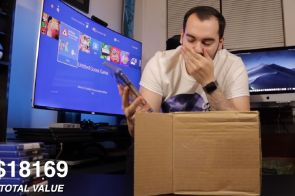 mystery games unboxing