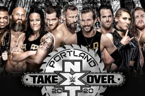 NXT: TakeOver Portland