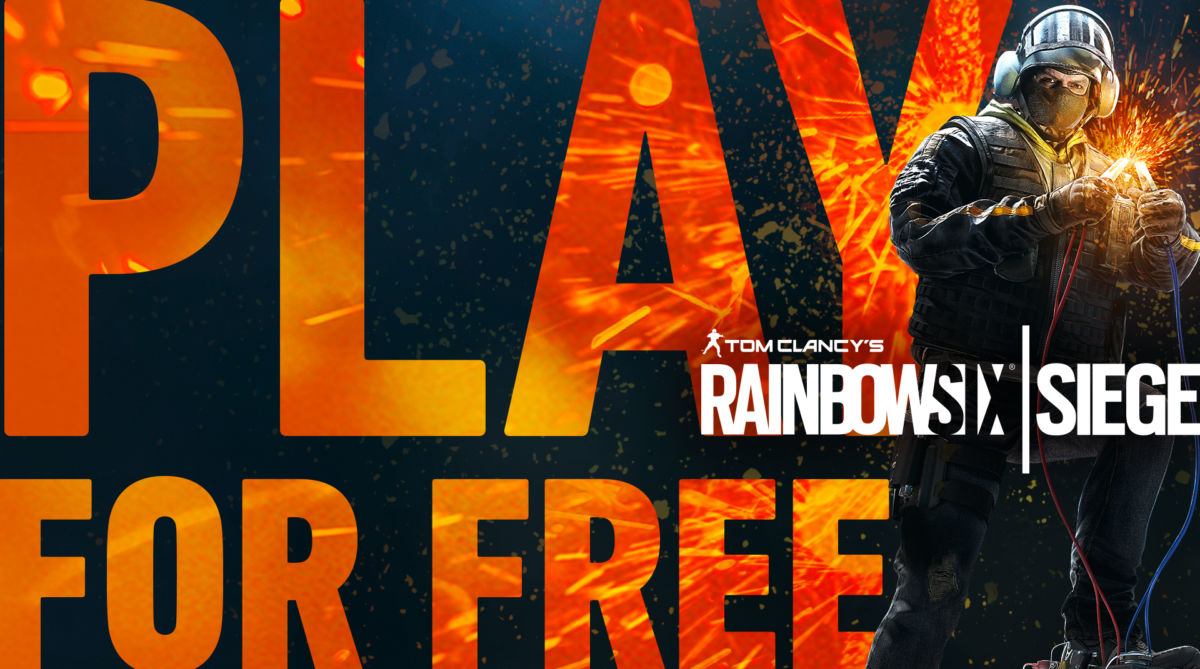 rainbow six siege try for free