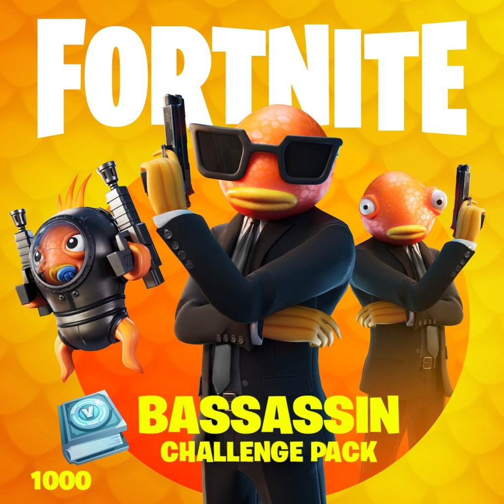 Fortnite Bassassin