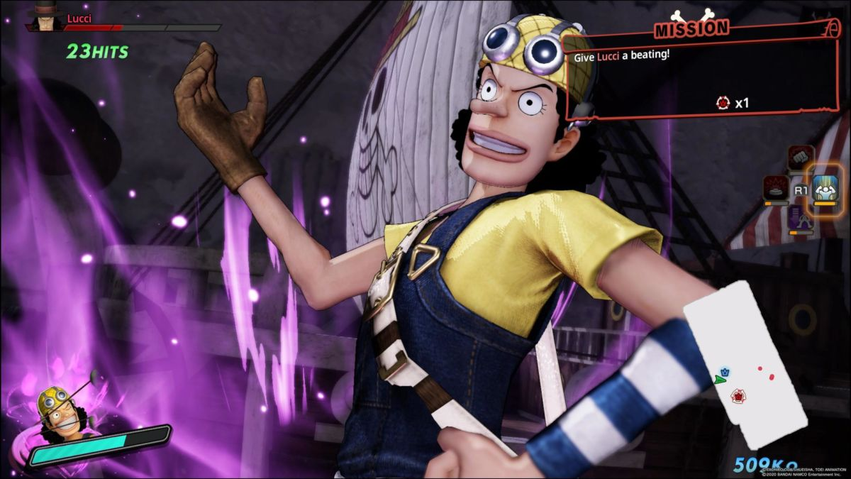 One Piece Pirate Warriors 4 Ps4 Review Set Sail For This One
