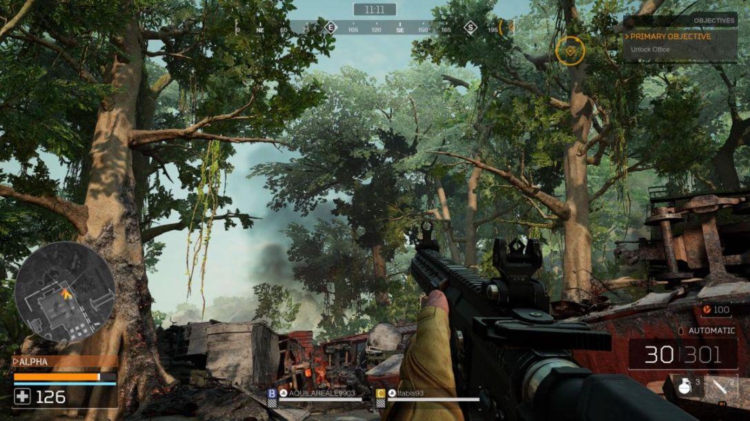 Predator Hunting Grounds Screenshots 2
