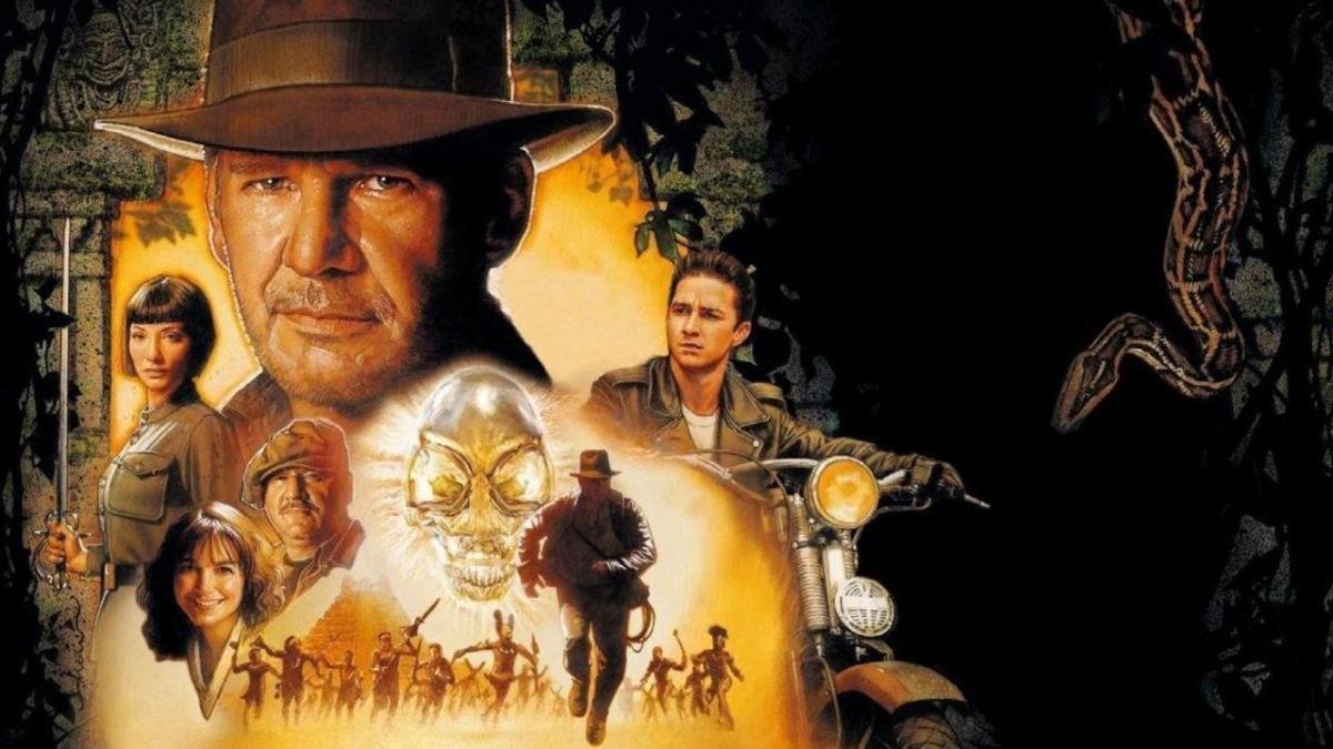 Ranking The Indiana Jones Movies From Best To Worst