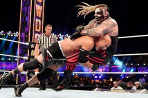 Goldberg vs The Fiend