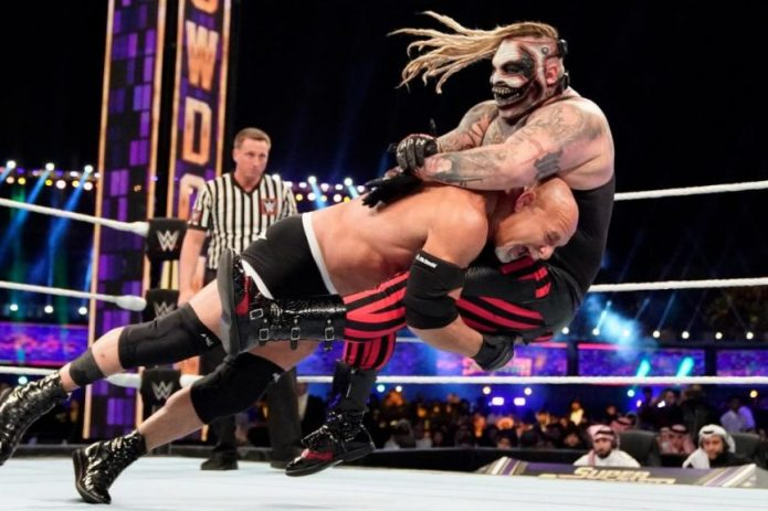 Goldberg vs The Fiend