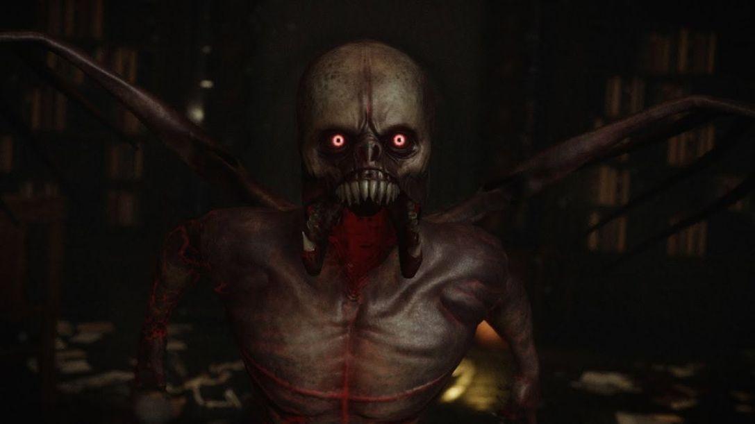 Deceit horror game