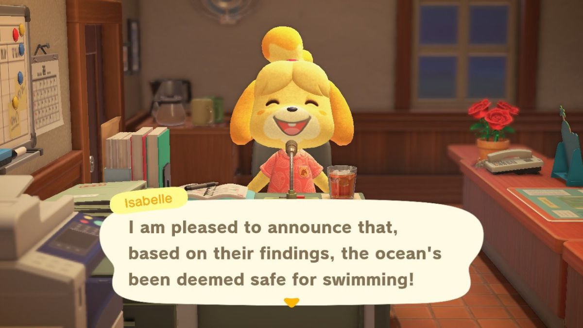 How to get a swimsuit (wetsuit) in Animal Crossing: New Horizons