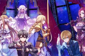 Sword Art Online Alicization Lycoris review image