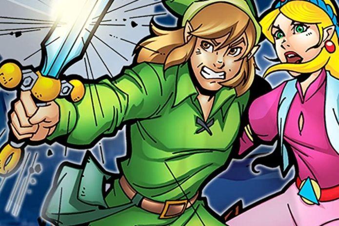 Zelda Animated Series