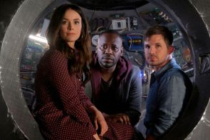 timeless Malcolm BarrettRemove term: Matt Lanter Matt LanterRemove term: Abigail Spencer Abigail Spencer
