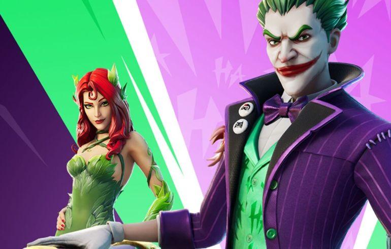 Fortnite Joker The Last Laugh 1