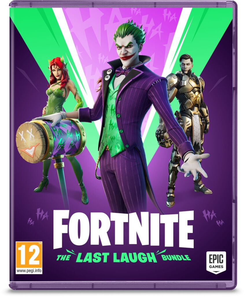 Fortnite Joker The Last Laugh