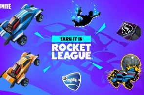 Fortnite Challenges Rocket League