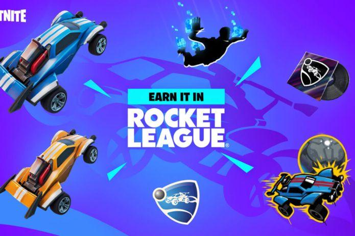 Fortnite Challenges Rocket League