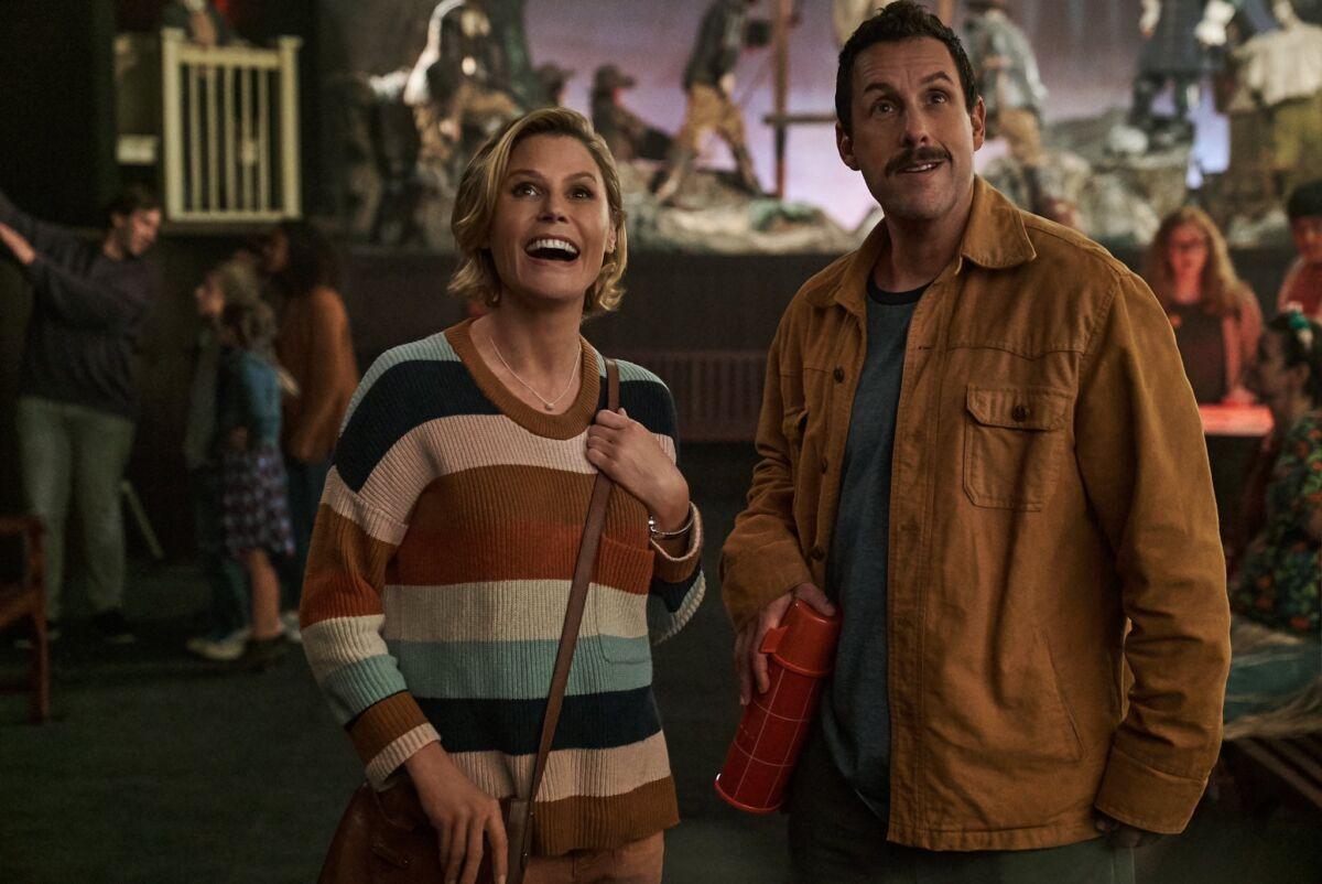 Trailer for Adam Sandler and Julie Bowen's 'Hubie Halloween' Released