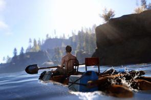 Rust Kayak