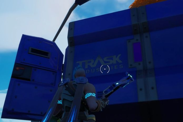 Trask Transport Truck