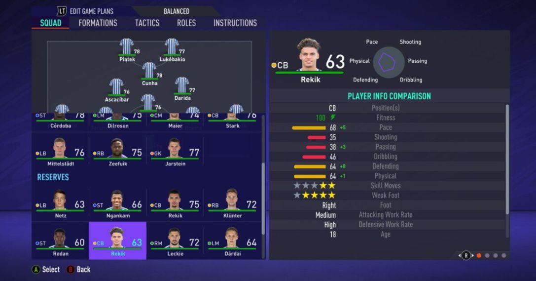 Omar Rekik FIFA 21 3