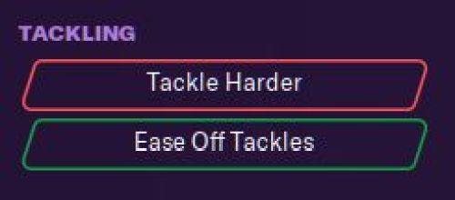 FM 21 Tackling Ease Off Tackles