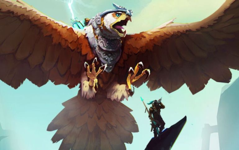The Falconeer game review