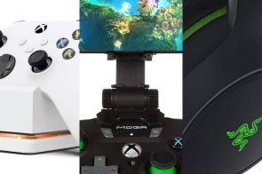 Xbox series x s accessories