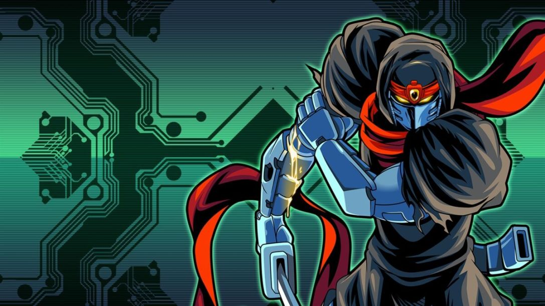 Cyber Shadow game