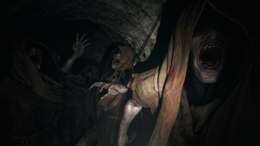 Resident Evil Village zombies