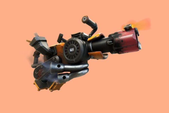 Fortnite Junk Gun