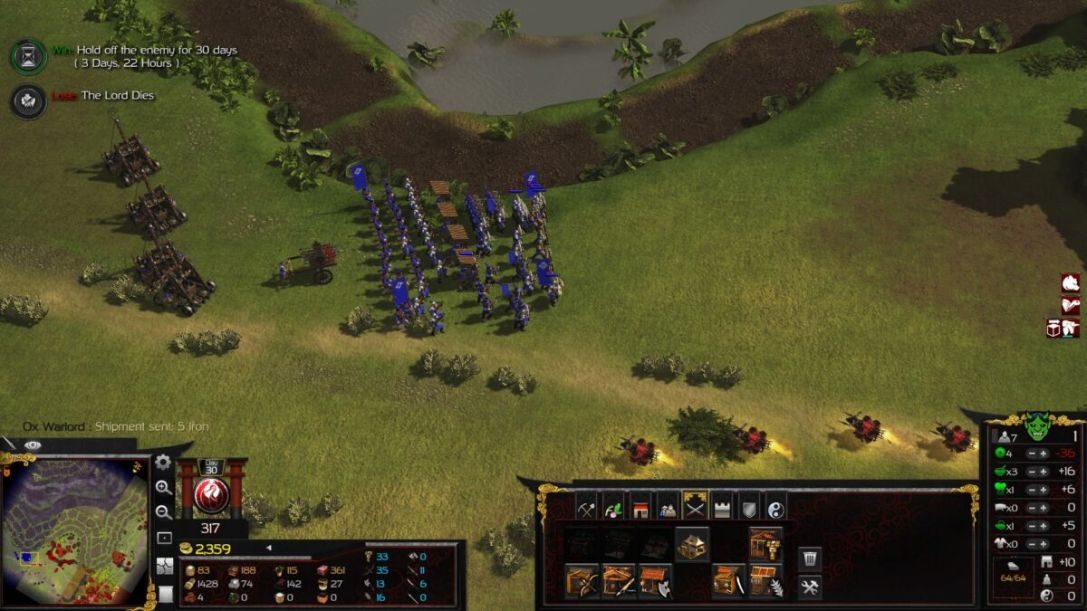 Stronghold Warlords review