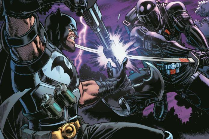 Batman/Fortnite Zero Point