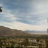 Getting Lost in the Desert in Palm Springs