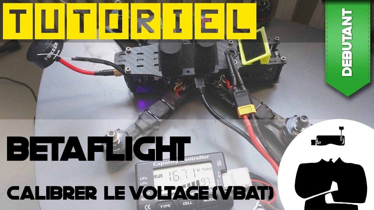 Calibrer son voltage batterie