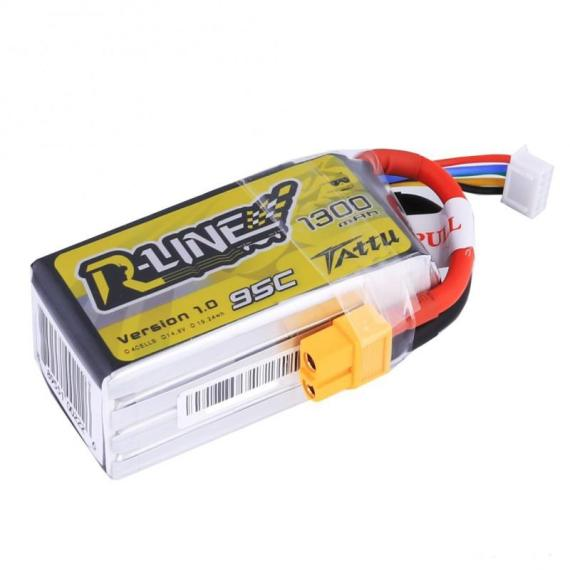 Acheter Tattu R-line 95C 1300 mah