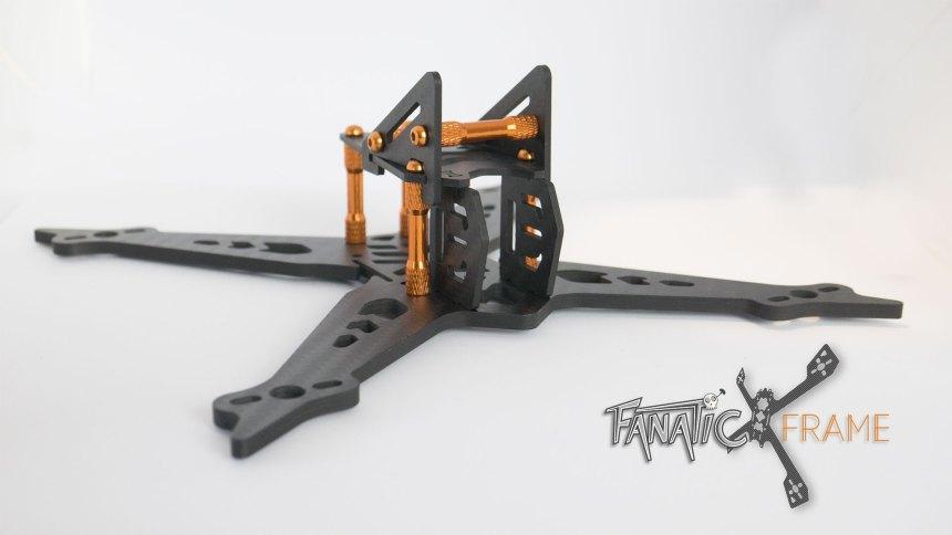 Fanatic xFrame Amnésia R200 - Premier lot du concours