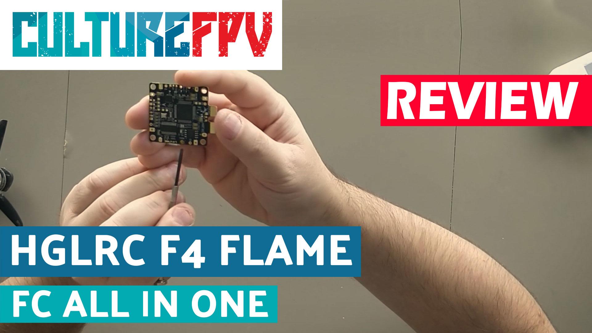 HGLRC F4 Flame