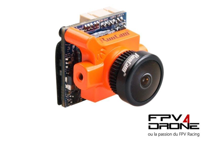 Micro Sparrow 700TVL CMOS 16:9 - Premier lot du concours