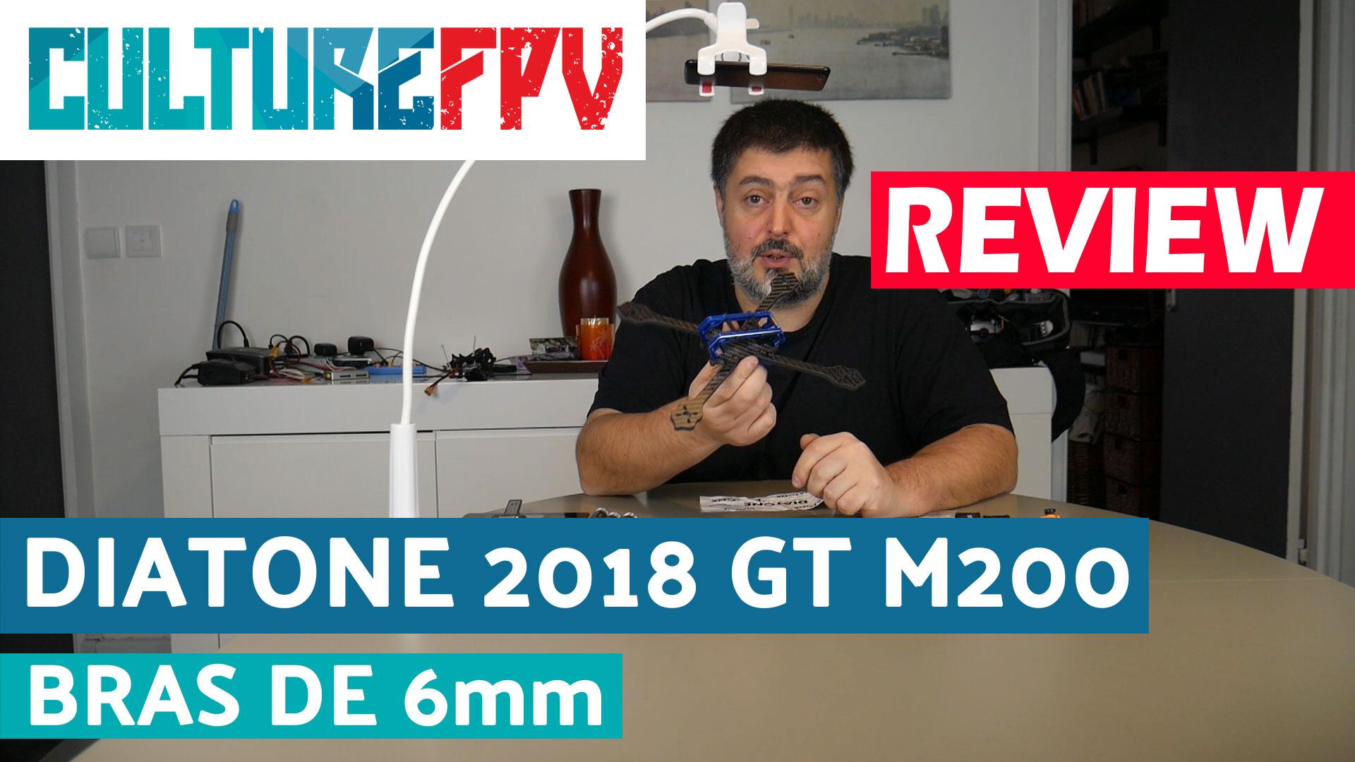 Diatone 2018 GT M200
