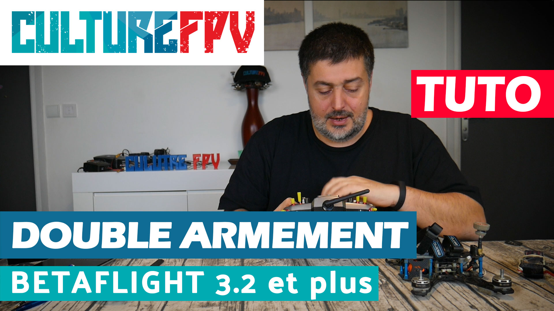double armement betaflight 3.2