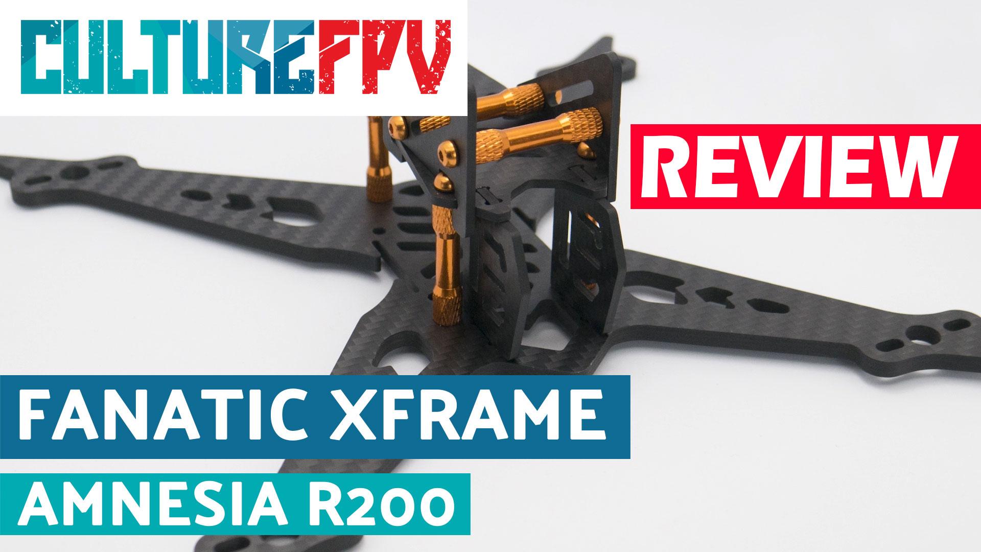 Fanatic xFrame Amnésia R200