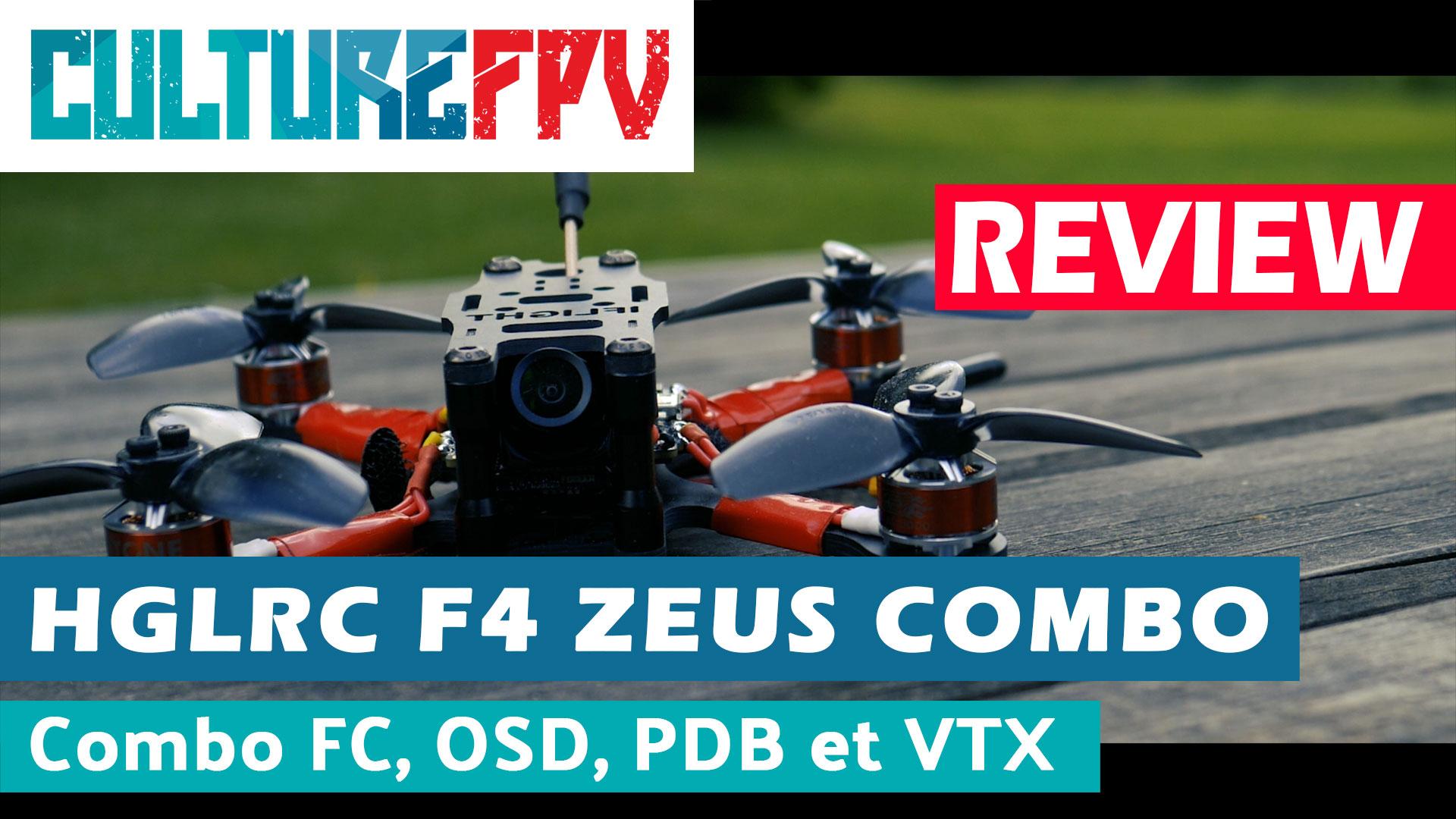 HGLRC F4 ZEUS