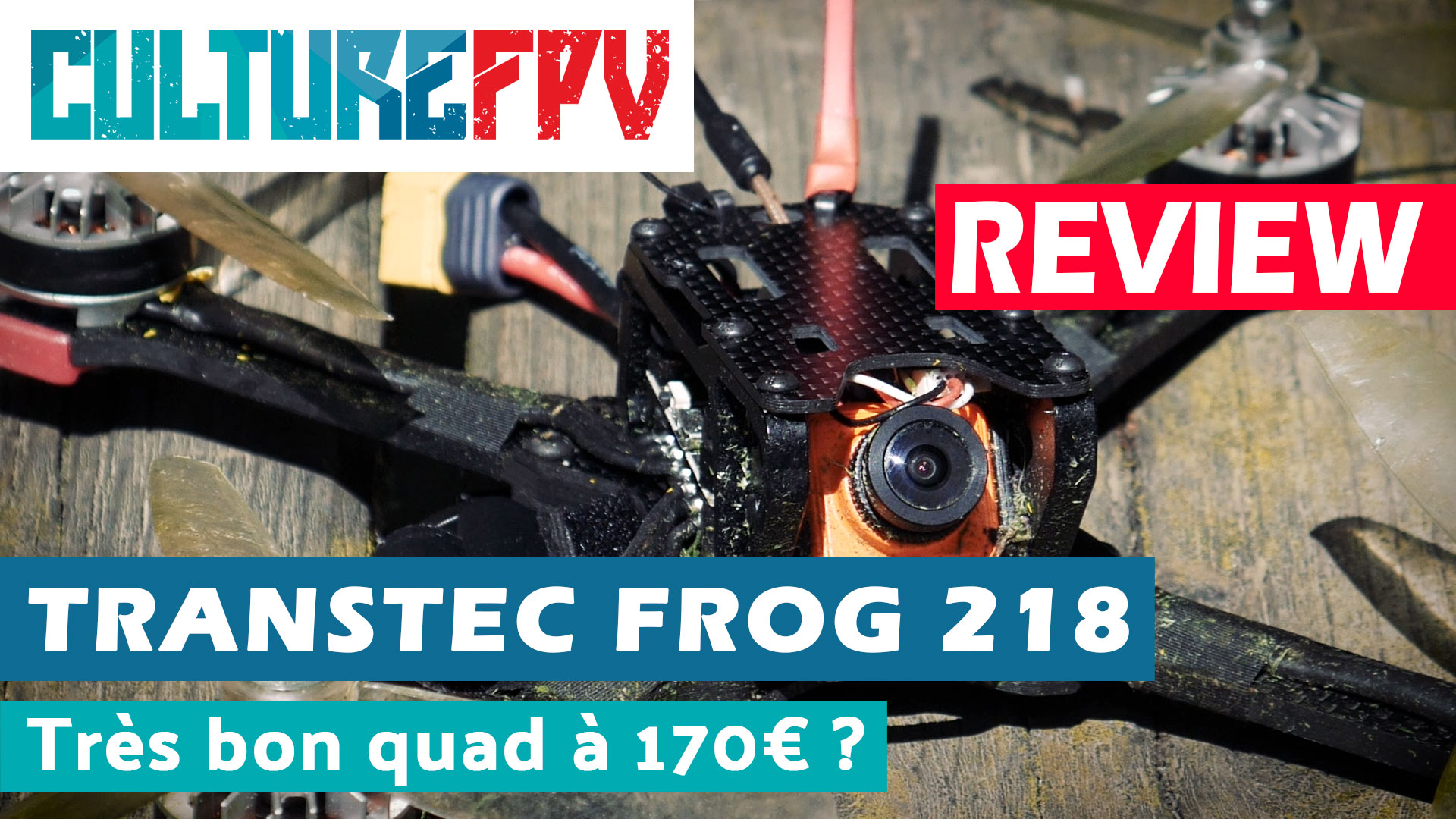 TransTec Frog 218